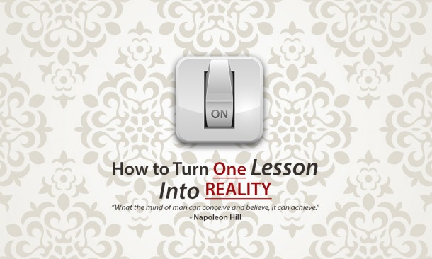 JB Thursblog-How to Turn One Lesson Into Reality 1280x768