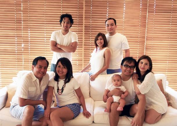 Bonifacio Family 2014