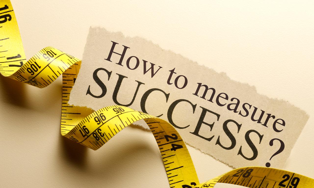 Joey Bonifacio How to Measure Success? - Joey Bonifacio