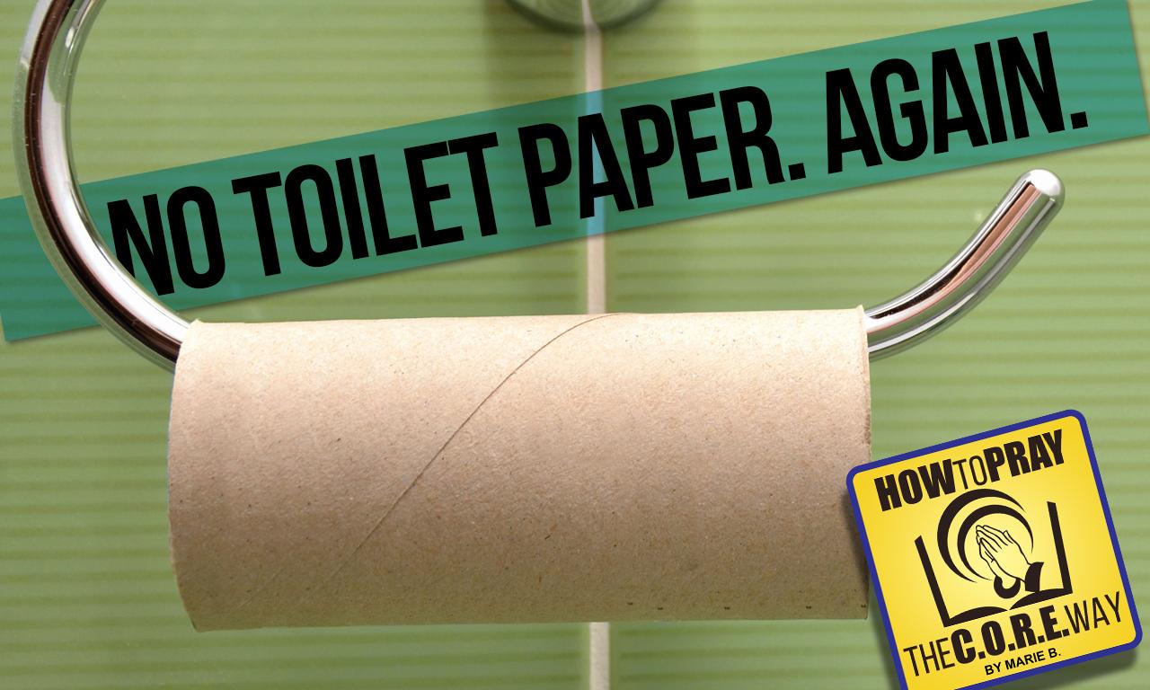 Joey Bonifacio No Toilet Paper Again Joey Bonifacio
