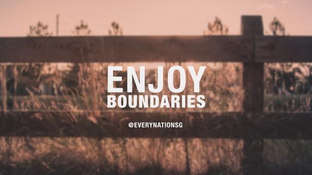Enjoy Boundaries 1280x720