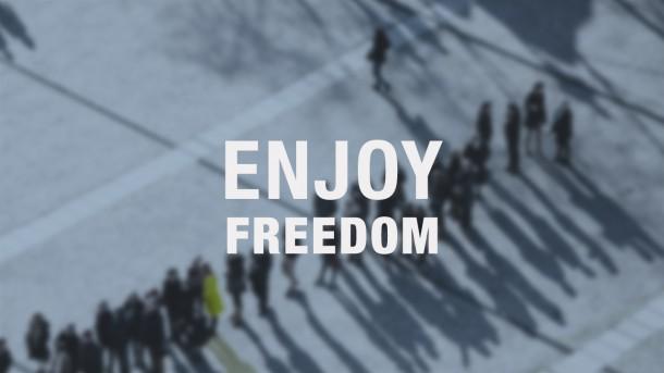 Enjoy Freedom 1280x720